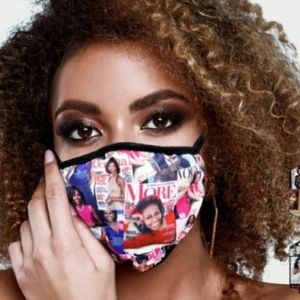 FLOTUS•Michelle Obama print face mask•NWT•Bundle!